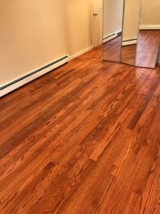 Little Neck wood floor Project